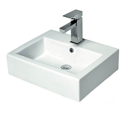 Basin Above Counter Rectangular 500mm