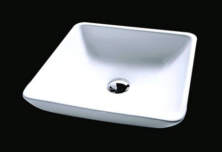 Basin Above Counter Square 400mm