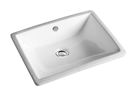 Basin Under Counter Rectangular 530mm