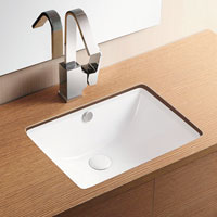Basin Under Counter Rectangular 465mm