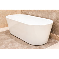 Freestanding Bath Casablanca 1715mm