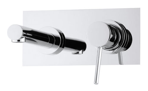 Wall Basin/Bath Mixer