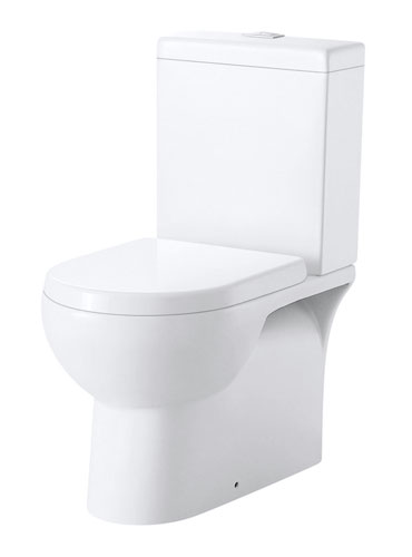Back to Wall Toilet Suite